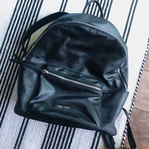Nine West Black Backpack